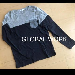 GLOBAL WORK - GLOBAL WORK カットソー トップス