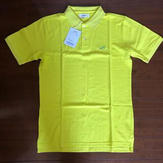 トミー(TOMMY)の新品タグ付!TOMMY 鮮やかな黄色いポロシャツ◇Lサイズ◇M-0193(ポロシャツ)