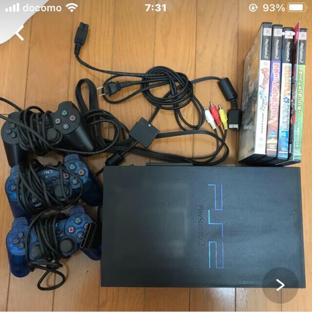 PlayStation2(プレイステーション2)のプレイステーション2 ラチェット&クランク エンタメ/ホビーのゲームソフト/ゲーム機本体(家庭用ゲーム機本体)の商品写真