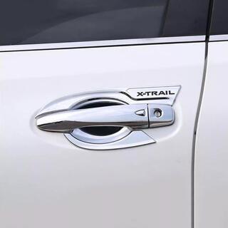 ニッサン(日産)のX-TRAIL ドアハンドルカバー(車外アクセサリ)