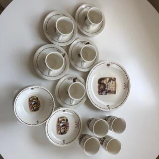 THE MACMILLANアリス食器セット