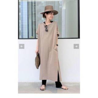 L'Appartement DEUXIEME CLASSE - アパルトモン  PRINTED LONG DRESS