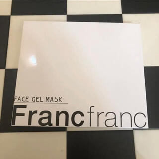 フランフラン(Francfranc)のフランフラン フェイスジェルマスク パック(パック/フェイスマスク)