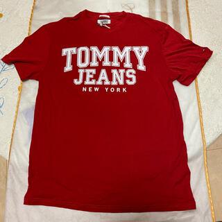 TOMMY HILFIGER - トミージーンズ  Tシャツ/TOMMY HILFIGER (トミーヒルフィガー)