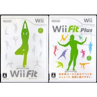 Wii - Wii Fit & Fit Plus セット