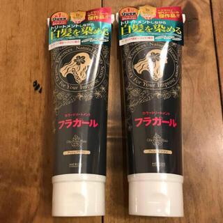 【新品】フラガール カラートリートメント アッシュブラウン(250g)2本セット