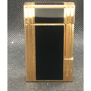 デュポン(DuPont)のデュポンライターライン2.廃盤レアモデル。(タバコグッズ)