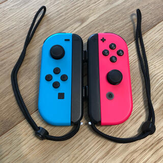 Nintendo Switch - Nintendo JOY-CON (L)/(R) ネオンブルー/ネオンピンク
