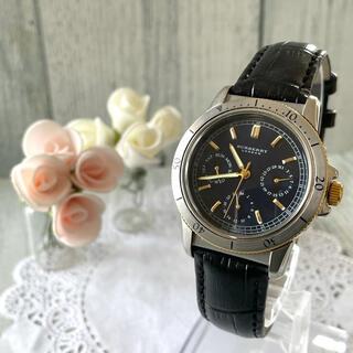 BURBERRY - 【電池交換済み】Burberrys バーバリー 腕時計  デイデイト