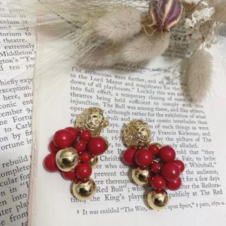 H.P.FRANCE - vintage earring