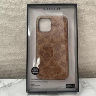 コーチ(COACH)のコーチ coach iPhone12 pro iPhoneケース カバー 新品(iPhoneケース)
