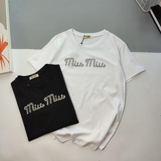 miumiu - 人気爆品 MIUMIU tシャツ