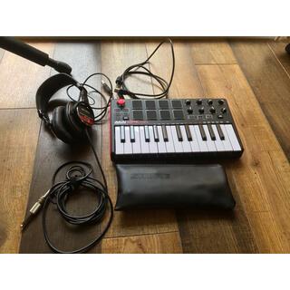 ソニー(SONY)のdtm セット shure AKAI sony(MIDIコントローラー)