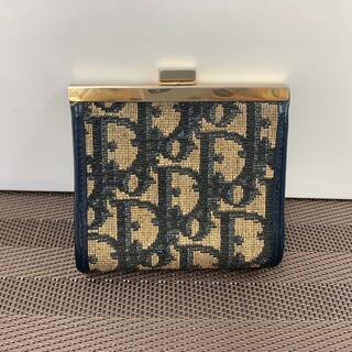 クリスチャンディオール(Christian Dior)の★ディオール トロッター がま口 財布(財布)