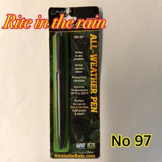 防水ペン (Rite in  the Rain) ブラックインク(その他)