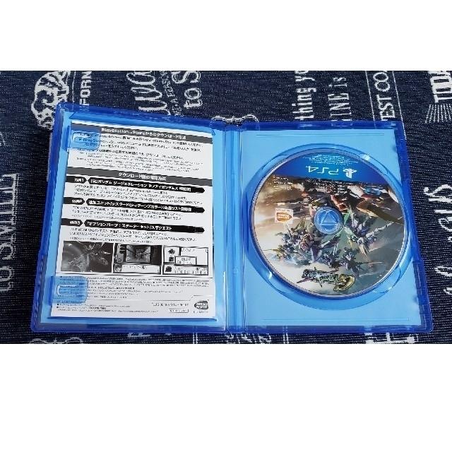 BANDAI NAMCO Entertainment(バンダイナムコエンターテインメント)のSDガンダム ジージェネレーション クロスレイズ PS4 エンタメ/ホビーのゲームソフト/ゲーム機本体(家庭用ゲームソフト)の商品写真