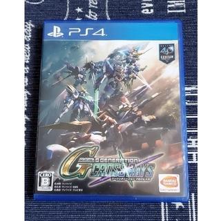 BANDAI NAMCO Entertainment - SDガンダム ジージェネレーション クロスレイズ PS4