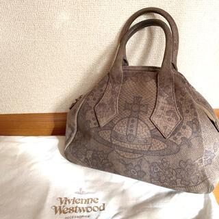 Vivienne Westwood - ヴィヴィアンウェストウッド ハンドバック レース総柄 オーブ
