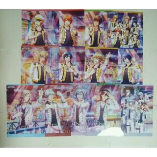 うたの☆プリンスさまっ♪ファミマ クリアポスター 全13種類(キャラクターグッズ)