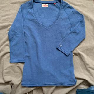 ハリウッドランチマーケット(HOLLYWOOD RANCH MARKET)のハリウッドランチマーケット Hロゴ 七分袖(Tシャツ/カットソー(七分/長袖))