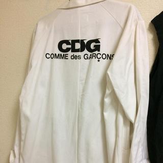 コムデギャルソン(COMME des GARCONS)のコムデギャルソン チェスターコート(チェスターコート)