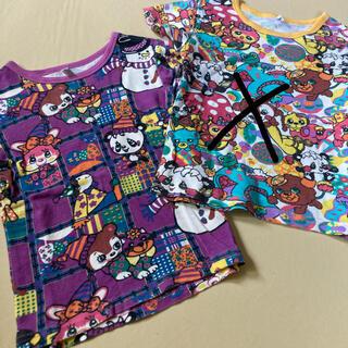 グラグラ(GrandGround)のティシャツ(Tシャツ/カットソー)