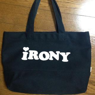 アイロニー(IRONY)のトートバッグ(トートバッグ)