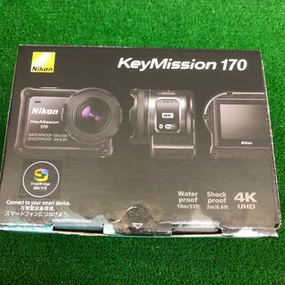 Nikon - Nikon アクションカム keymission 170