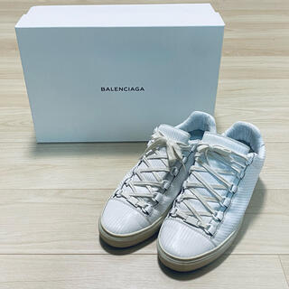 バレンシアガ(Balenciaga)の値引き【BARENCIAGA】バレンシアガ スニーカー ホワイト 白(スニーカー)