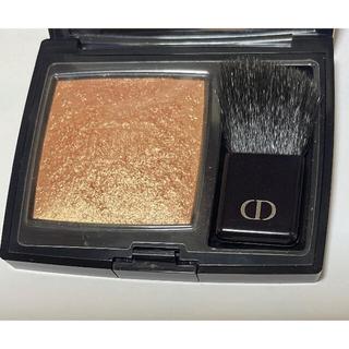Christian Dior - ディオールスキン ルージュ ブラッシュ ミッドナイト ウィッシュ