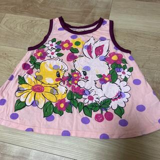 グラグラ(GrandGround)の美品♡ グラグラ タンクトップ 120(Tシャツ/カットソー)