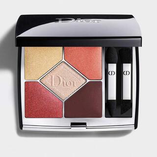 Christian Dior - DIOR ディオール サンク クルール 619 ピンクグロウ アイシャドウ 限定