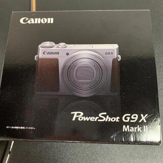 Canon - Canon G9X mark2 シルバー