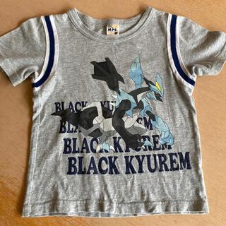 ポケモン(ポケモン)のポケモンTシャツ ブラックキュレム 110(Tシャツ/カットソー)