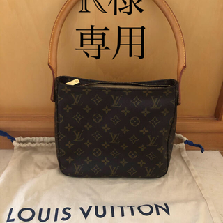 LOUIS VUITTON - ルイヴィトン  ルーピングMM 美品