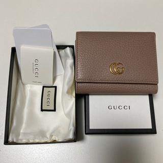Gucci - GUCCI  三つ折り 財布