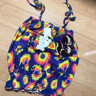 グラグラ(GrandGround)のグラグラ チューブトップ(Tシャツ/カットソー)