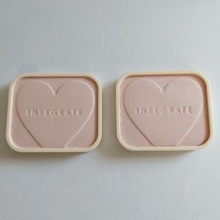 INTEGRATE - インテグレート すっぴんパウダー2個セット