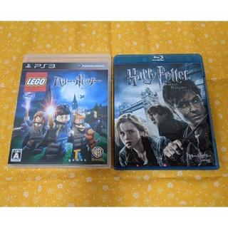 PlayStation3 - PS3 レゴ ハリー・ポッター 第1章〜第4章 & 死の秘宝 PART1
