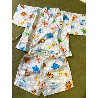 ミキハウス(mikihouse)のミキハウス  甚平 (甚平/浴衣)