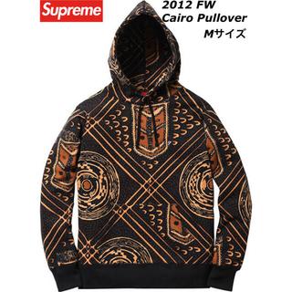 Supreme - 【希少レア】Supreme シュプ 12FW Cairo  Pullover M