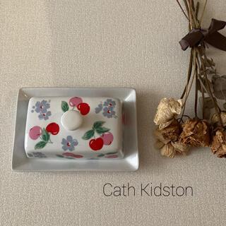 Cath Kidston - キャスキッドソン Cath Kidston|未使用バターディッシュ*̩̩̥୨୧*