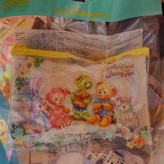 ディズニー(Disney)のチョコレート ポーチ サニーファン ダッフィー&フレンズ(菓子/デザート)