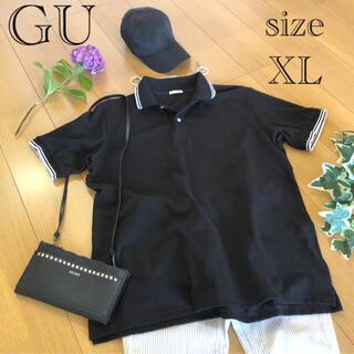 GU - GU ポロシャツ メンズサイズ 未使用に近い サイズXL
