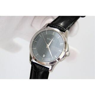 グッチ(Gucci)のグッチ GUCCI 男性用 腕時計 電池新品 s1263(腕時計(アナログ))