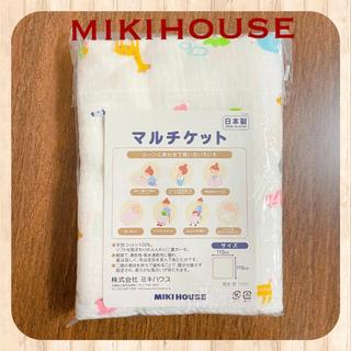 mikihouse - しー様専用♡ミキハウス♡アニマル柄マルチケット
