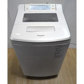 パナソニック(Panasonic)の洗濯機 パナソニック 毛布 かけ布団も洗える 8キロ タッチパネル インバータ (洗濯機)