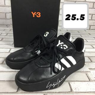 Y-3 - 中古  Y-3 ワイスリー TANGUTSU FOOTBALL スニーカー 黒