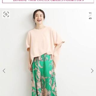 イエナ(IENA)のイエナ カットソー(Tシャツ/カットソー(半袖/袖なし))