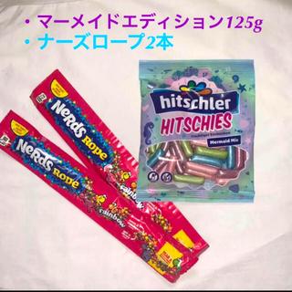 コストコ(コストコ)のASMR モッパン ヒッチーズ マーメイドエディション ナーズロープ(菓子/デザート)